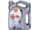 SHELL HELIX HX8 5W40 СИНТ. 4л