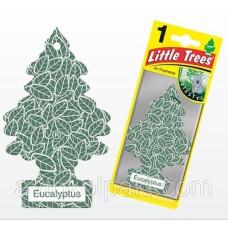 АРОМАТИЗАТОР ПОДВЕСНОЙ LITTLE TREES ЕЛОЧКА ЕЖЕВИКА